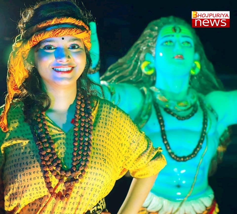 Bhojpuri Singer Sakshi Raj