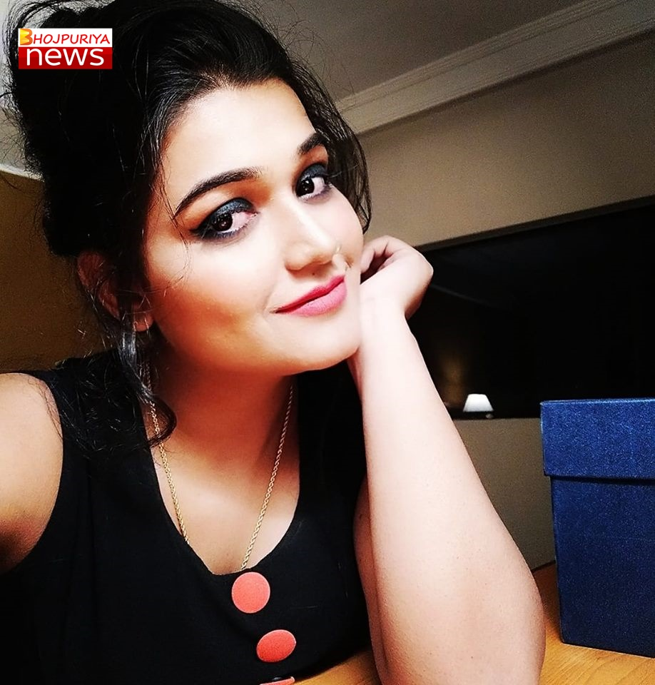 Bhojpuri Actress Kanak Pandey Photos