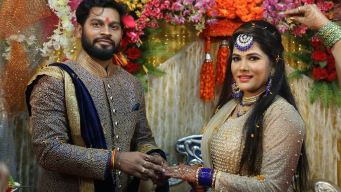 Seema Singh's engagement of breaking millions of fans