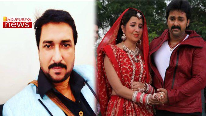 Sanjay Pandey's special appeal for Pawan Singh's movie 'Balmua Toh Khatir'