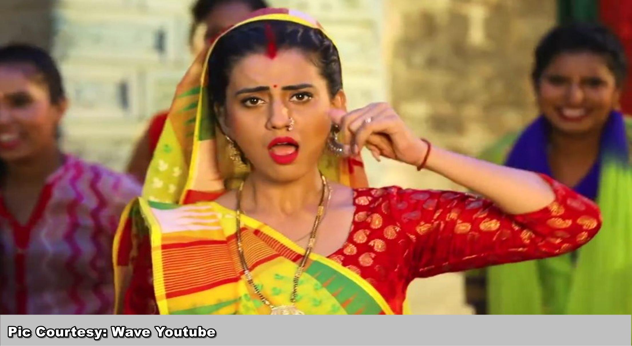 Akshara Singh New Bol Bam Video
