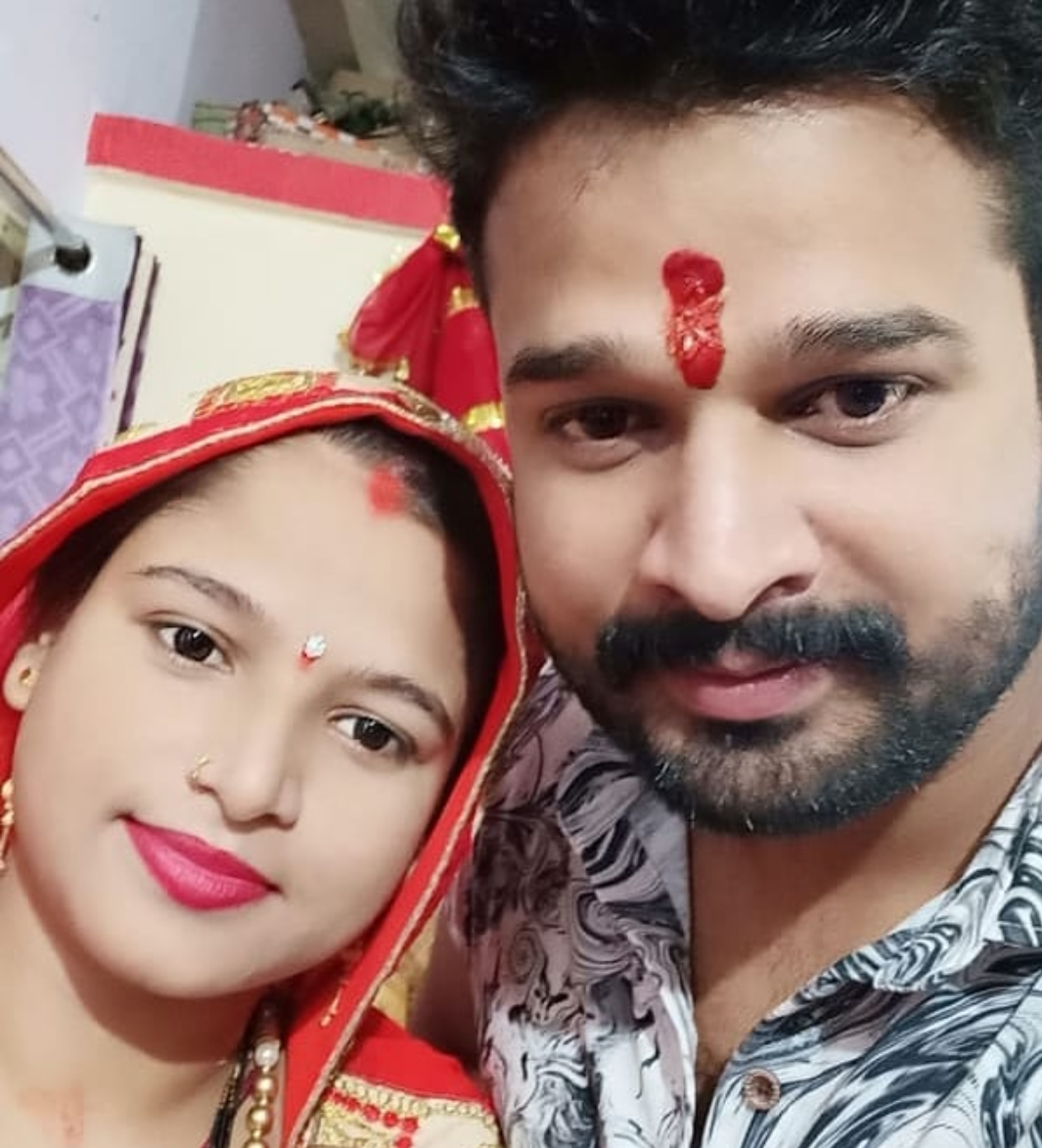 See how Ritesh Pandey celebrated the Raksha Bandhan