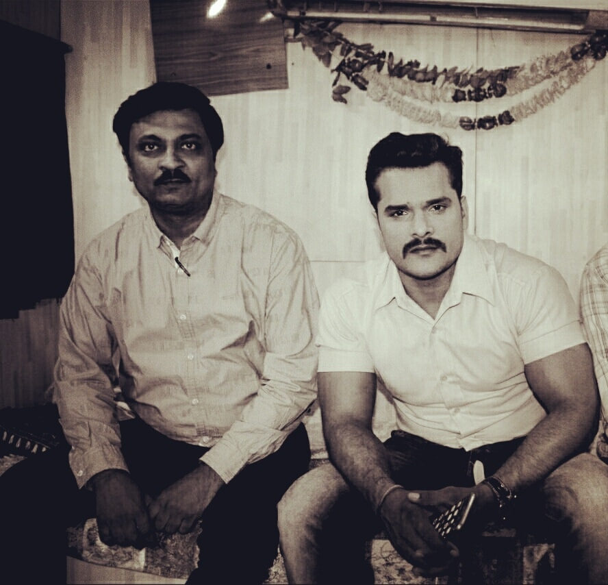 Producer Deepak Kumar's film 'Dabang Sarkar' will be released this Dussehra