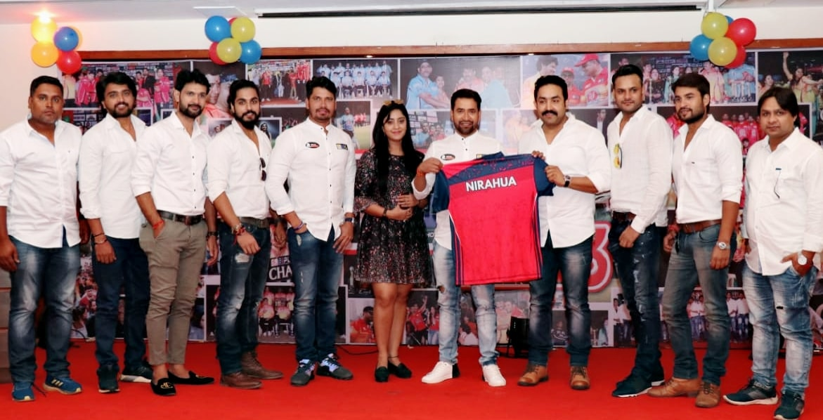 Actor Jai Yadav will play Nirahua's team in BPL-3