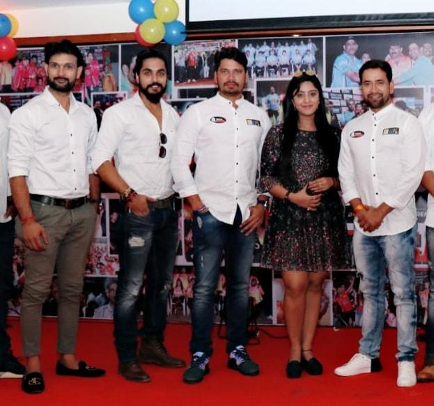 Actor Jai Yadav will play Nirahua's team in BPL-3