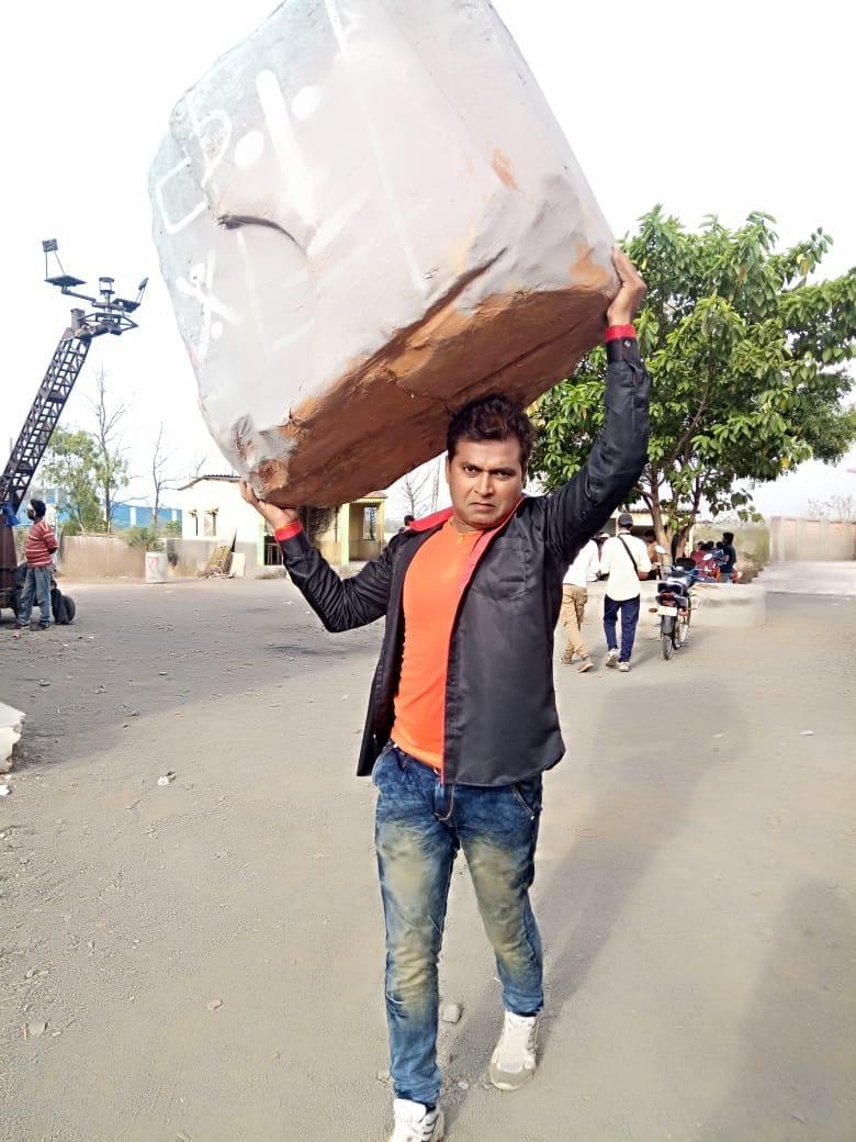 Attack on Bhojpuri actor Ranjit Singh in CM Mamta Banerjee's ward