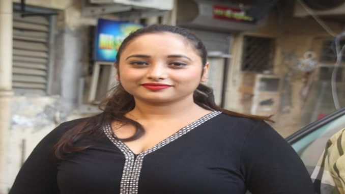 I do not like Nirhua, Khesarilal and Pawan films! Rani Chatterjee