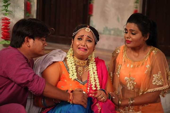 Rani Chatterjee's film 'Rani Weds Raja' in Bambam Bihari Ka Jalwa