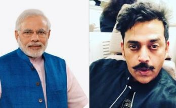 Ravi Kishan ready in Narendra Modi's welcome