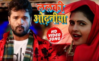 Lalki Odhniya Khesari Lal
