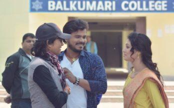 Pramod lover starts shooting of Yadav Chakravyu
